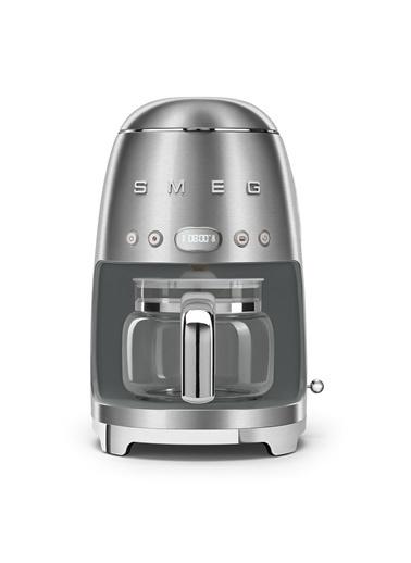 Smeg Paslanmaz Çelik Filtre Kahve Makinesi Renkli